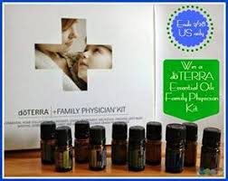 Top Notch Material Doterra Oils And Family Physician Kit Giveaway