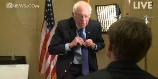 video bernie sanders abruptly walks out of interview video bernie sanders abruptly walks out of interview