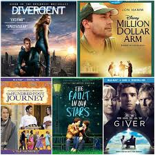 Books movies for teens
