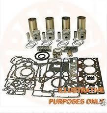 4Y LPG ENGINE REBUILD OVERHAUL KIT FOR 5FG 6FG 7FG FORKLIFT TRUCK | eBay