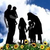 خوشبختی خانوادگی