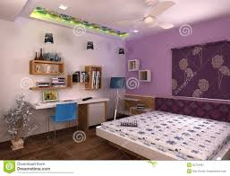 Master Bedroom Interior Decorating 3d Master Bedroom Interior Design Stock Illustration Image 52724381