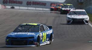 William Byron drives his No. 24 Chevrolet Camaro to 21st-place finish at  Watkins Glen International | Official Site Of NASCAR