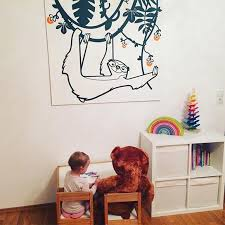 how to install wall decals when you