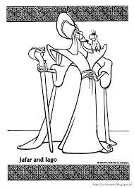 Aladdin Disegno Da Colorare N8