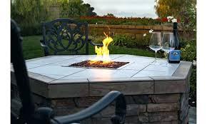 hiland fire pit instructions hexagon fire pit cover hiland propane outdoor fire pit instructions