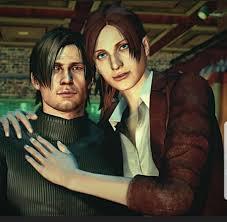 Pin by Alex Strickbine on Resident Evil | Resident evil anime ...