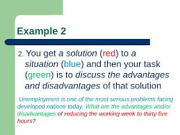academic writing    what we shallexample    you get a solution   red   to