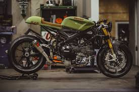 more racer than cafe nct s stunning ducati 848 evo bike exif