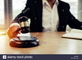 Lawyer Courtroom High Resolution Stock Photography and Images - Alamy