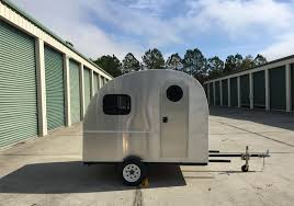 the tiny camper company is a florida based teardrop trailer company that also builds an efficient little 980 lb standy trailer