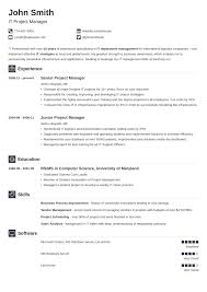 Resumes Resume Formats Recruiters Love Presentation Matters Rb