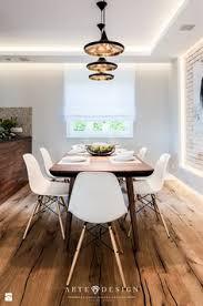 mieszkanie w gdańsku duża otwarta jadalnia w salonie styl nowoczesny zdjęcie od arte dining rooms
