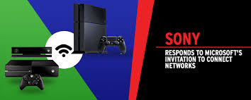 Microsoft Invitation Sony Responds To Microsofts Cross Network Play Invitation News