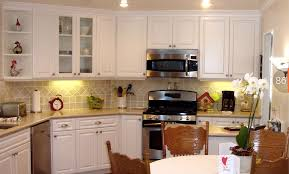 Kitchen Cabinet For Microwave Kitchen Advantages Of Doing Kitchen Cabinet Refacing Painting
