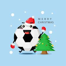 Bilder – Cute Christmas Fussball | Gratis Vektoren, Fotos und PSDs