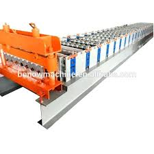 metal arrow sign cutting corrugated roofing panels make