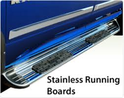 Ford Pickup: Running Boards For Ford Pickup Trucks