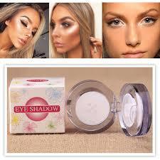new brand makeup face brightener highlighter makeup white make up glitter powder eyeshadow powder makeup brush set natural makeup from ui