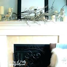 fireplace mantel lamps fireplace mantel lighting lamp stack windows light blue candles fireplace mantel lighting ideas