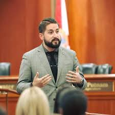 Dustin Daniels, Gillum's Chief of Staff, Hints At Election Run In Campaign  Video | WJCT NEWS