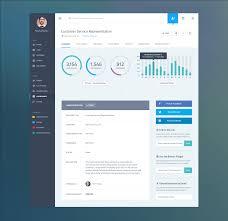 Best Dashboard Ux Design 20 Inspirational Dashboard Designs The Jotform Blog