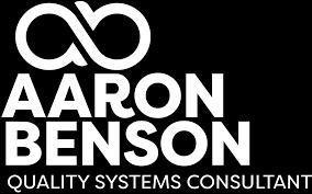 Home - Aaron Benson Quality Consultant