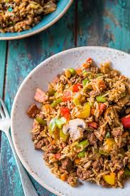 syn free cajun dirty rice slimming world 1