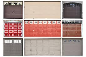 garage door typesTypes of Garage Doors  ABC Garage Doors