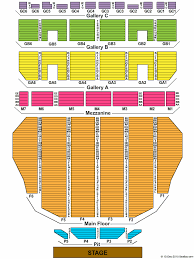Fox Theater Detroit Seating Chart Orchestra Pit