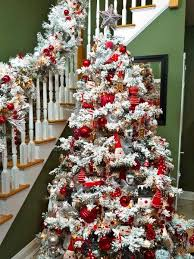 246 best CHRISTMAS images on Pinterest | Flocked christmas trees, Christmas  tree ideas and Holiday ideas