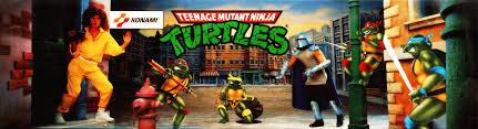Ninja Turtles Arcade Cabinet Need Tmnt Artwork Teenage Mutant Ninja Turtles