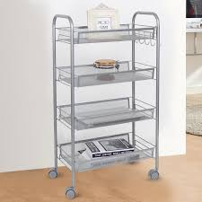 office rolling cart. Lifewit 4-Tier Kitchen Rolling Cart Trolley Shelf Utility Storage Rack  Office 1 Of 8FREE Shipping See More Office Rolling Cart F