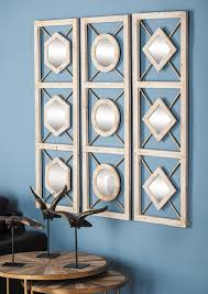 3 piece wall décor set wall mirrors