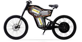 the greyp g12 is half electric bike half motorcycle wholly