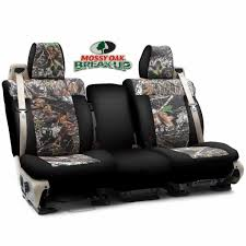 mossy oak camo custom fit seat covers coverking