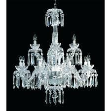 wonderful waterford crystal chandelier waterford crystal chandelier arm chandelier c waterford crystal
