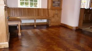 Kitchen Parquet Flooring Canadia Irelands Timber Flooring Specialist Solid Oak Smoked White