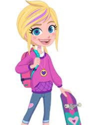Polly Pocket (character)   Polly Pocket (2018 TV series) Wiki   Fandom