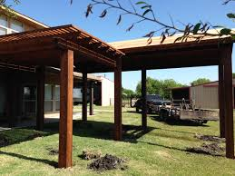 solid wood patio covers. North Texas Patio Cover Combo In Van Alstyne Solid Wood Covers