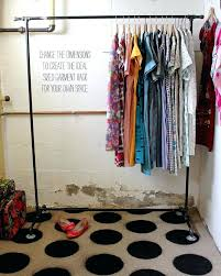 clothes rack idea garment rack clothes storage ideas for small bedroom storage closet organization ideas clothes rack