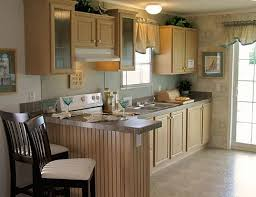 Mobile Home Kitchen Coolest Mobile Home Kitchen Design Ideas 29 For Inspirational Home