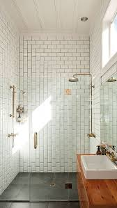 Bathroom Floor Tile Design Patterns Delectable Shake It Up 48 Creative New Ways To Lay Subway Tile R Bath
