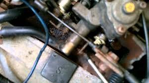 carburetor adjustment daihatsu hijet s83p ese minitruck