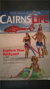 Ava Harper - On the front cover of Cairns Life Magazine, November 2016 -  StarNow