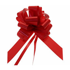 WHOLESALE Large 50mm Pull Bows Ribbon (Pack of 20) Christmas Weddings Gift  Wrap (Red): Amazon.co.uk: Kitchen & Home