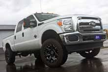 Ford F250 2in Lift Kit