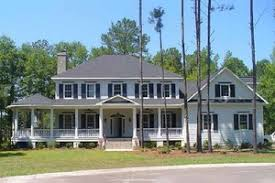 Colonial Exterior   Front Elevation Plan #137 119