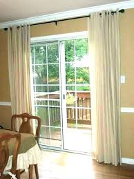 french door curtain ideas for doors ds sliding glass single window coverings