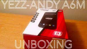 YEZZ Andy A6M Unboxing - YouTube